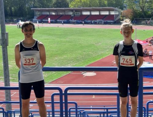 Westfälischen Jugendmeisterschaften U16, U18 in Hagen